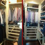 Closet Before & After