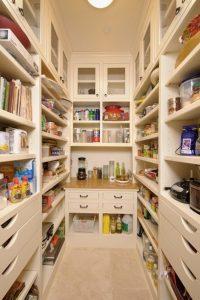 Organisieren-Speisekammer-regale-schubladen
